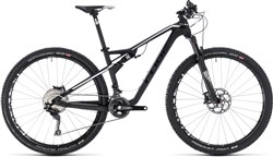Cube Ams 100 C:68 Race 29er Mountain Bike 2018 - XC Full Suspension MTB