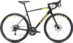 Product image for Cube Attain Race Disc 2018 - Road Bike