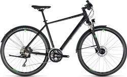 Cube Cross Allroad 2018 - Hybrid Sports Bike