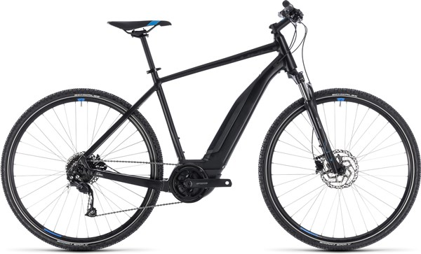 Cube Cross Hybrid One 400 2018 - Electric Hybrid Bike