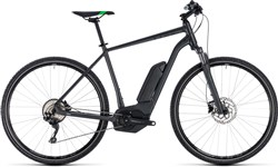 Cube Cross Hybrid Pro 400 2018 - Electric Hybrid Bike