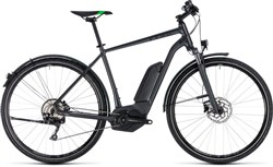 Cube Cross Hybrid Pro Allroad 400 2018 - Electric Hybrid Bike