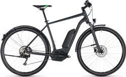 Product image for Cube Cross Hybrid Pro Allroad 500 2018 - Electric Hybrid Bike