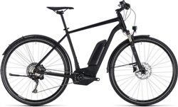 Cube Cross Hybrid Race Allroad 500 2018 - Electric Hybrid Bike