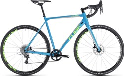 Product image for Cube Cross Race SL 2018 - Cyclocross Bike