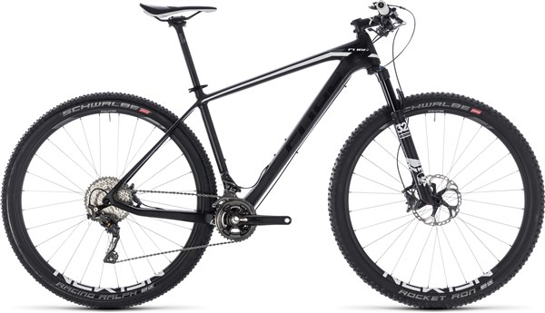 Cube Elite C:62 Race 29er Mountain Bike 2018 - Hardtail MTB