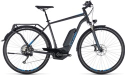 Product image for Cube Kathmandu Hybrid EXC 500 2018 - Electric Hybrid Bike