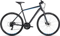 Product image for Cube Nature 2018 - Hybrid Sports Bike