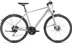 Product image for Cube Nature Pro Allroad 2018 - Hybrid Sports Bike