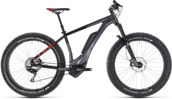 cube nutrail hybrid 500 26 2018 tredz bikes. Black Bedroom Furniture Sets. Home Design Ideas
