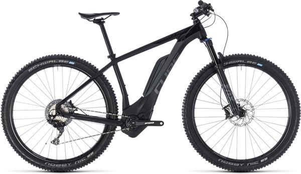 Cube Reaction Hybrid EXC 500 29er 2018 - Electric Mountain Bike
