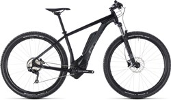 "Product image for Cube Reaction Hybrid Pro 400 27.5"" 2018 - Electric Mountain Bike"