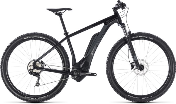 Cube Reaction Hybrid Pro 500 29er 2018 - Electric Mountain Bike