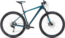 Product image for Cube Reaction SL 29er Mountain Bike 2018 - Hardtail MTB