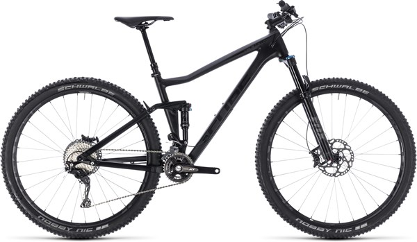 Cube Stereo 120 HPC SL 29er Mountain Bike 2018 - Trail Full Suspension MTB