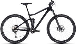 Product image for Cube Stereo 120 HPC SL 29er Mountain Bike 2018 - Trail Full Suspension MTB