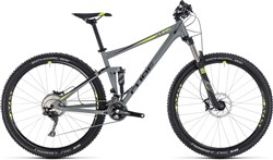Product image for Cube Stereo 120 Pro 29er Mountain Bike 2018 - Trail Full Suspension MTB