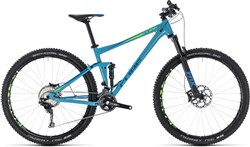 Product image for Cube Stereo 120 Race 29er Mountain Bike 2018 - Trail Full Suspension MTB