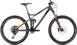 "Product image for Cube Stereo 140 HPC TM 27.5"" Mountain Bike 2018 - Trail Full Suspension MTB"