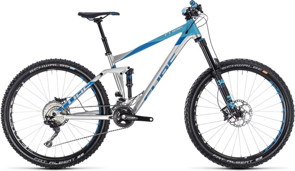 "Cube Stereo 160 SL 27.5"" Mountain Bike 2018 - Enduro Full Suspension MTB"