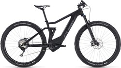 Product image for Cube Stereo Hybrid 120 HPC Race 500 29er 2018 - Electric Trail Mountain Bike