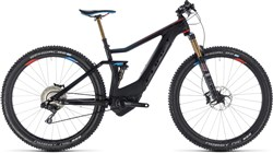 Cube Stereo Hybrid 120 HPC SLT 500 29er 2018 - Electric Trail Mountain Bike