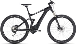 Product image for Cube Stereo Hybrid 120 Pro 500 29er 2018 - Electric Trail Mountain Bike
