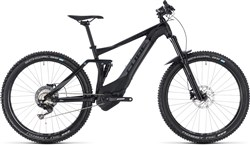 "Product image for Cube Stereo Hybrid 140 Pro 500 27.5"" 2018 - Electric Trail Mountain Bike"