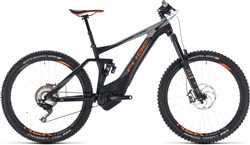 "Cube Stereo Hybrid 140 TM 500 27.5"" 2018 - Electric Mountain Bike"