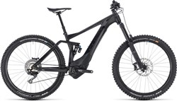 "Cube Stereo Hybrid 160 SL 500 27.5"" 2018 - Electric Enduro Mountain Bike"