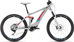 "Cube Sting Hybrid 140 SL 500 27.5"" Womens 2018 - Electric Trail Mountain Bike"