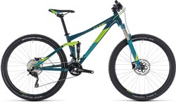 "Product image for Cube Sting WS 120 27.5"" Womens Mountain Bike 2018 - Trail Full Suspension MTB"