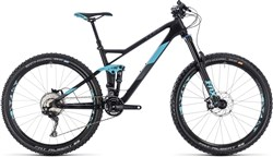 "Product image for Cube Sting WS 140 HPC Race 27.5"" Womens Mountain Bike 2018 - Trail Full Suspension MTB"