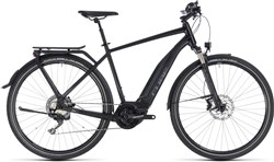 Cube Touring Hybrid EXC 500 2018 - Electric Hybrid Bike