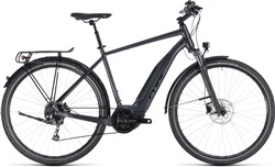 Cube Touring Hybrid One 400 2018 - Electric Hybrid Bike