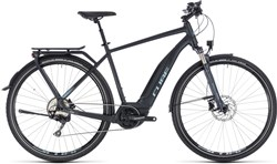 Cube Touring Hybrid Pro 400 2018 - Electric Hybrid Bike
