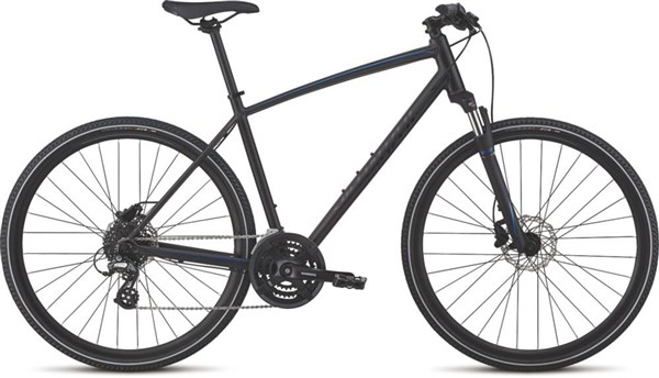 Specialized Crosstrail Hydraulic Disc 2018 - Hybrid Sports Bike