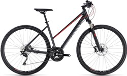 Cube Cross EXC Trapeze Womens 2018 - Hybrid Sports Bike