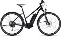 Cube Cross Hybrid Race Allroad 500 Trapeze Womens 2018 - Electric Hybrid Bike