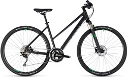 Product image for Cube Cross Trapeze Womens 2018 - Hybrid Sports Bike