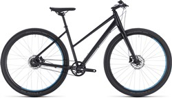 Product image for Cube Hyde Pro Trapeze Womens 2018 - Hybrid Sports Bike