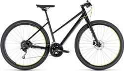 Product image for Cube Hyde Trapeze Womens 2018 - Hybrid Sports Bike
