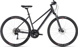 Product image for Cube Nature EXC Trapeze Womens 2018 - Hybrid Sports Bike