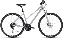 Product image for Cube Nature Pro Trapeze Womens 2018 - Hybrid Sports Bike