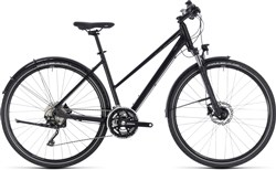 Product image for Cube Nature SL Allroad Trapeze Womens 2018 - Hybrid Sports Bike