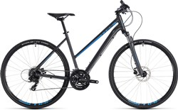Product image for Cube Nature Trapeze Womens 2018 - Hybrid Sports Bike