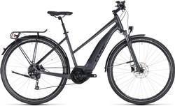 Cube Touring Hybrid One 500 Trapeze Womens 2018 - Electric Hybrid Bike
