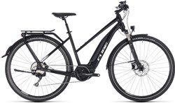 Cube Touring Hybrid Pro 400 Trapeze Womens 2018 - Electric Hybrid Bike