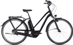 Cube Town Hybrid Pro 500 Trapeze Womens 2018 - Electric Hybrid Bike