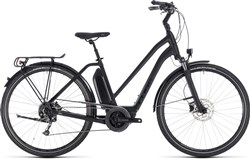 Product image for Cube Town Hybrid Sport 400 Trapeze Womens 2018 - Electric Hybrid Bike
